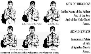 Twice A Prayer: Praying in Latin