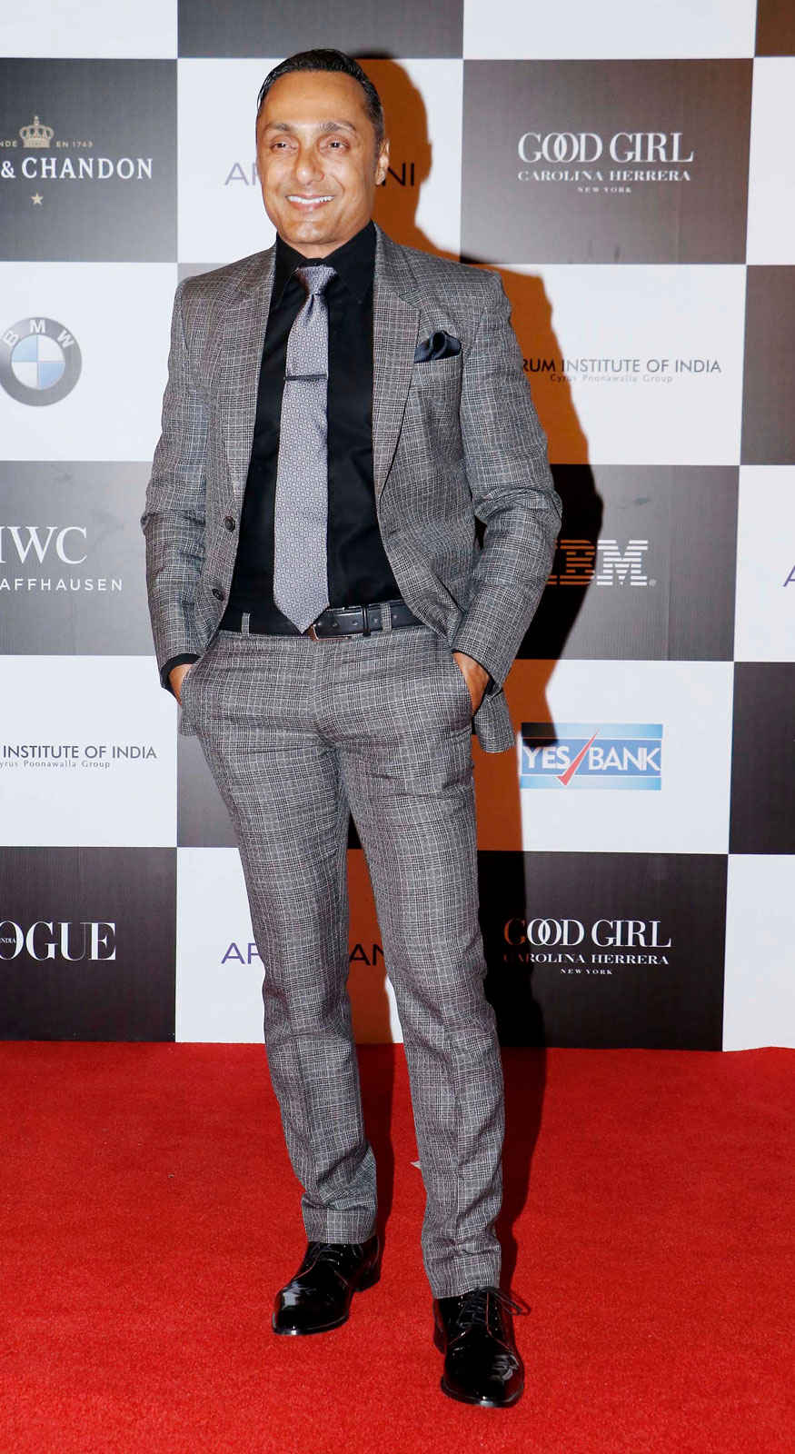 Celebrities Attends The 'Vogue Women of the Year Awards 2017' at Grand Hyatt Hotel