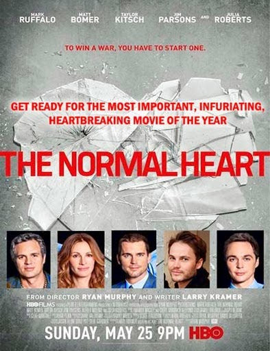 The Normal Heart, poster