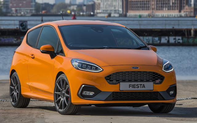 Ford Fiesta ST 2019 Performance