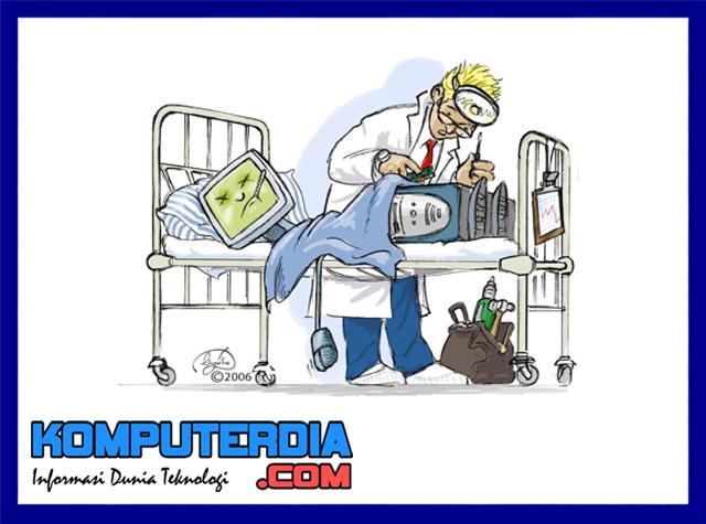 Cara Mengatasi Komputer atau Laptop Sering Mati Sendiri