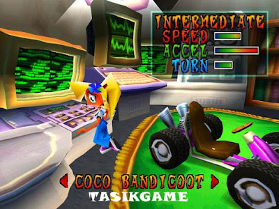 Crash Team Racing PS1 ISO Full Version