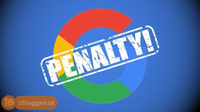 #PART1 50 Alasan Blogmu Layak untuk Dikenakan Sanksi oleh Google