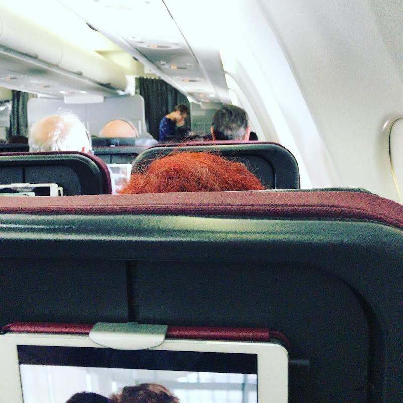 35レグ シドニー→パース / QF577 【2016年の搭乗メモ】