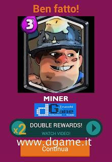Soluzioni Quiz Clash Royale card livello 8