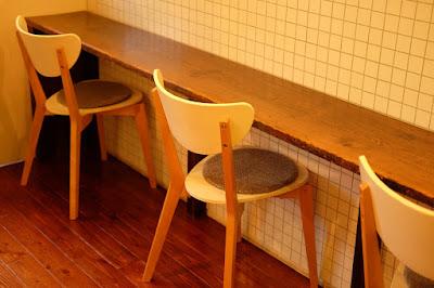 cafe matka(カフェマトカ)カウンター
