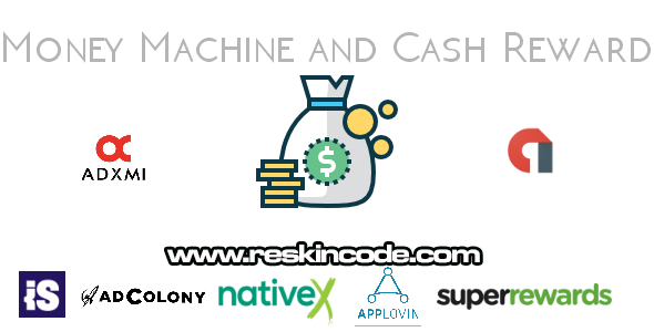Money Machine and Cash Reward Android Codecanyon