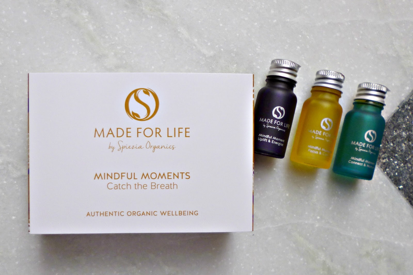 Mindful Moments gift set by Spiezia