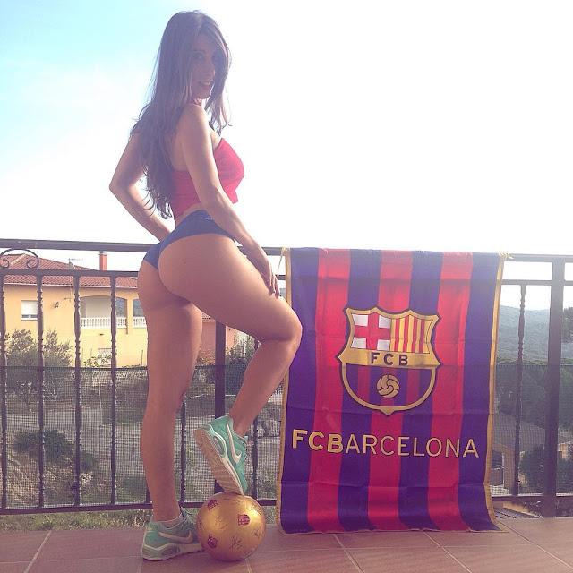 """Φωτογραφικό αφιέρωμα στην """"Barcelona πλευρά"""" της Judit Benavente"""