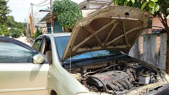 Saat Berangkat Kerja: Warga Prihatin Melihat Mobil Dinas Anggota DPRD Batam Sering Mengadat