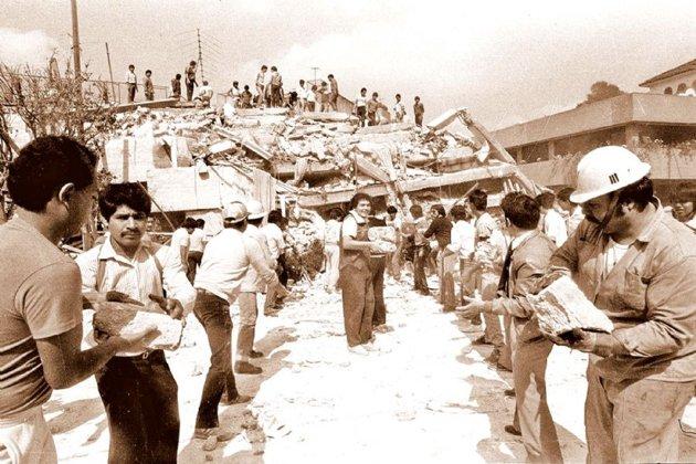 Cápsulas Asi Sucede 28 Aniversario Del Terremoto De 1985