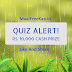 Monthly Contest Answer And Win Cash Prizes Rs 10000