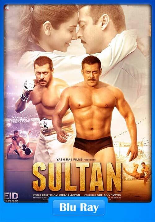 Sultan 2016 720p BluRay x264 | 480p 300MB | 100MB HEVC