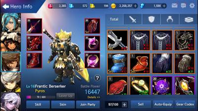 Arena Masters : Legend Begins APK Mod (Unlimited Money) - Jayawaru