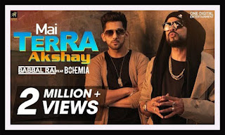 Mai Terra Akshay Latest Punjabi Songs 2018 Download Now