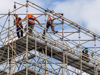 Scaffolding Alat Berat Untuk Berbagai Pembuatan Konstruksi Bangunan
