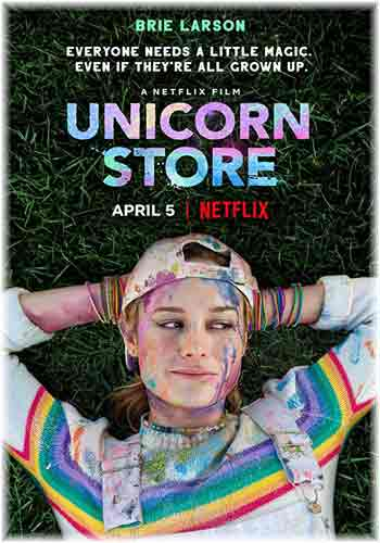 Unicorn Store 2019 480p HDRip 300MB