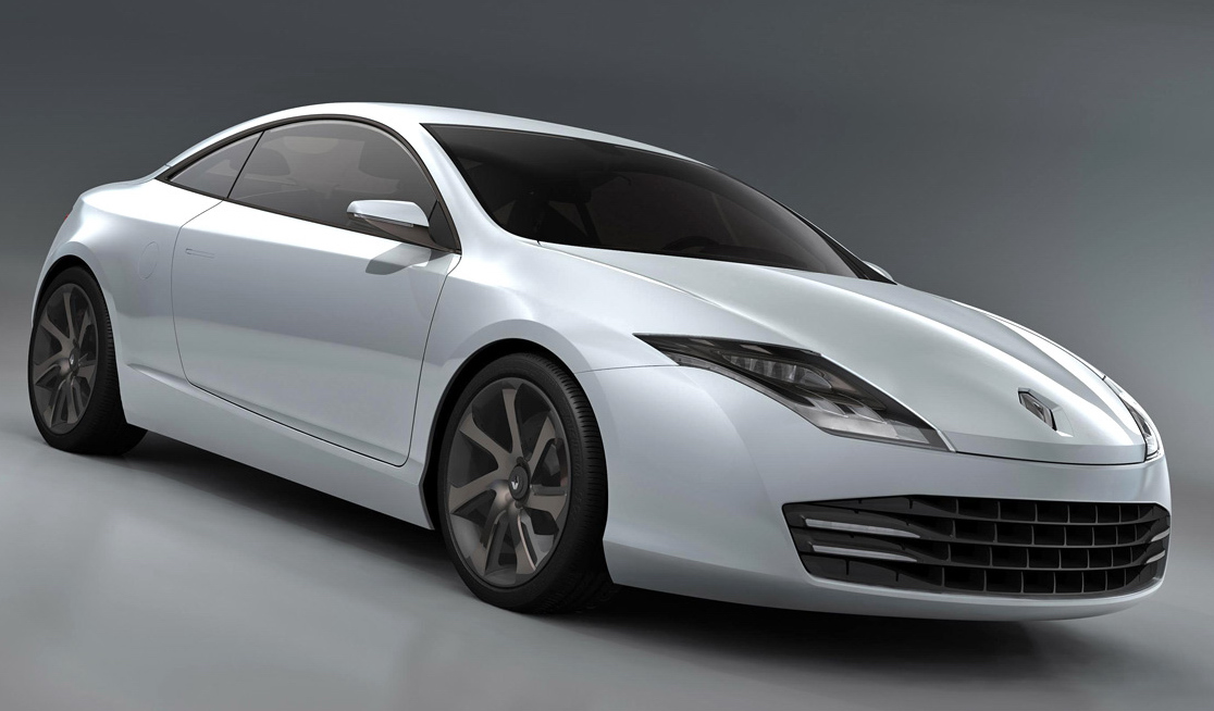Upcoming Renault Laguna Super Luxury Car