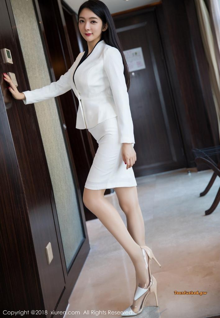 XIUREN No.1209 Xiao Reba Angela MrCong.com 001 wm - XIUREN No.1209: Người mẫu Xiao Reba (Angela小热巴) (52 ảnh)
