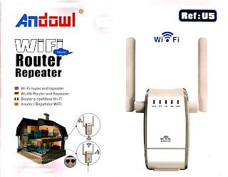 ripetitore segnale wifi antenna 300mbps
