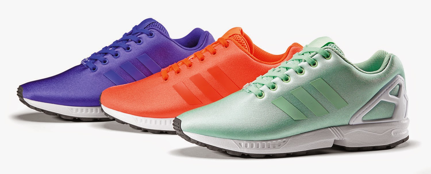c1c655d95182 The Style Show  adidas Originals ZX FLUX – Neoprene Pack