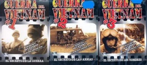 caratula documental La guerra de Vietnam: 3- El secreto de los hombres