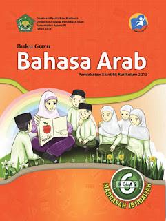 Buku Guru Kelas 6-VI (Bahasa Arab) Kurikulum 2013 Revisi