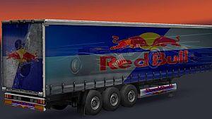 Redbull standalone skin trailer