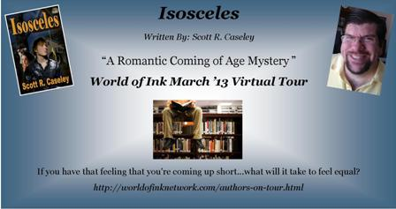 Interview with author Scott R. Caseley