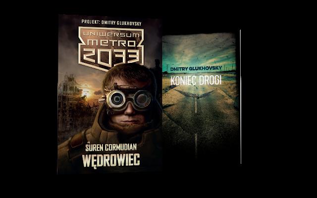 Wędrowiec – jedna znajważniejszych lektur wświecie Metra 2033 już 15 lutego w księgarniach.