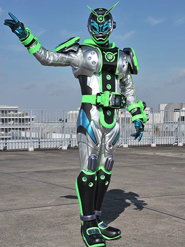 Kamen Rider Woz Official Image Revealed!
