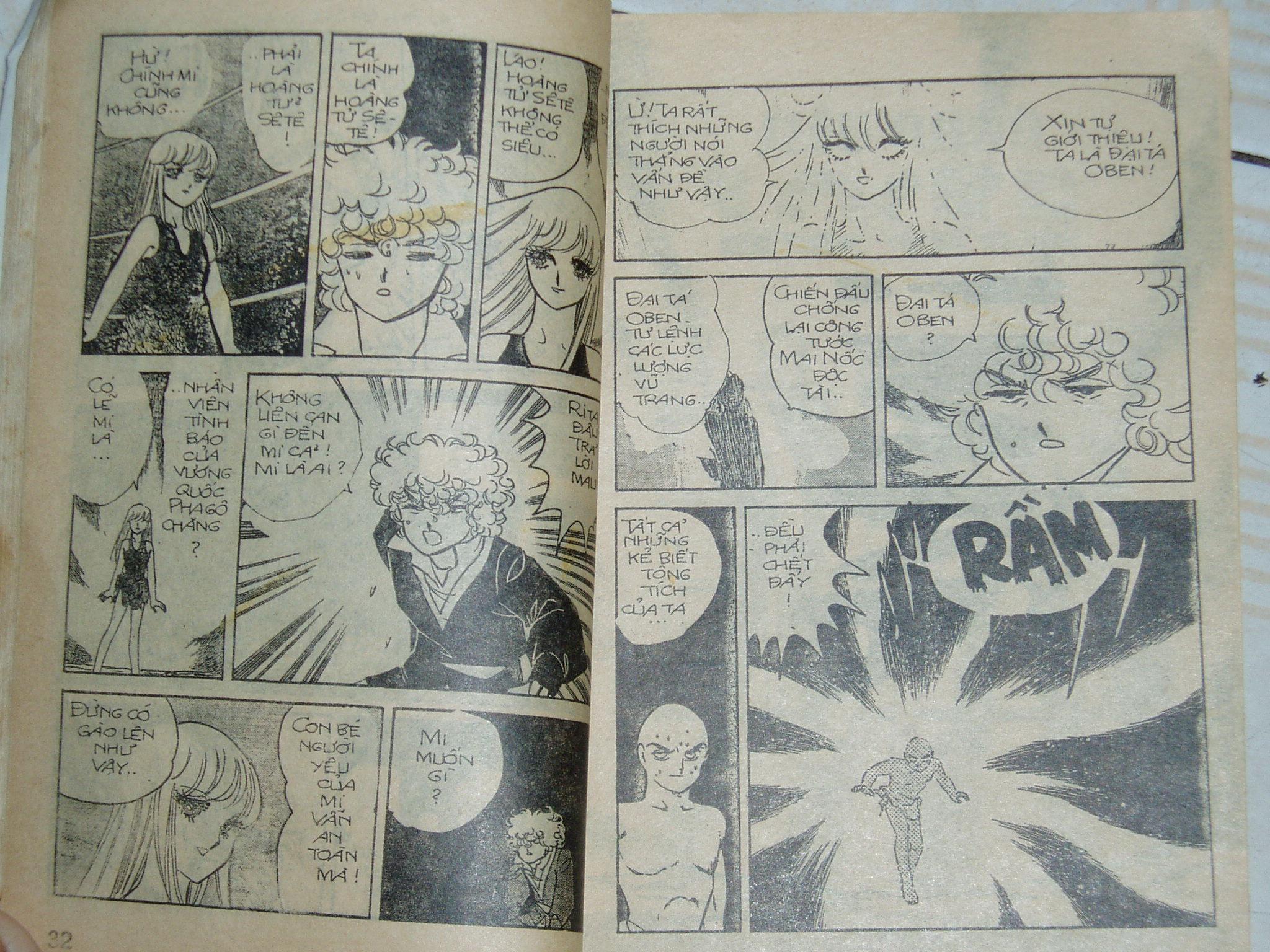 Siêu nhân Locke vol 13 trang 15