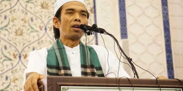 Viral, Ustad Abdul Somad: Aneh, Orang Gila Bisa Memilih… ANEHHH