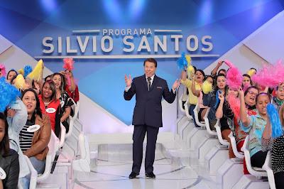 Silvio Santos – Crédito: Lourival Ribeiro/SBT