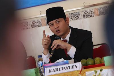 Wabup Nur Arifin Harapkan Desa Lebih Produktif Saat Ngopi di Desa Watuagung