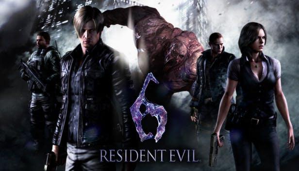 Resident Evil 6 Highly Compressed Bangkokfasr