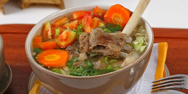 Resep Sup Kambing Spesial