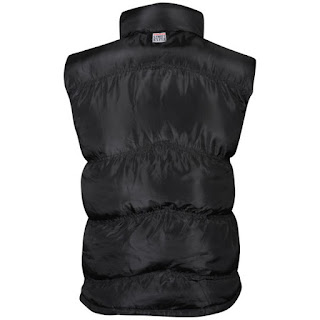 Vision Street Wear Men's Skate Gilet - Black