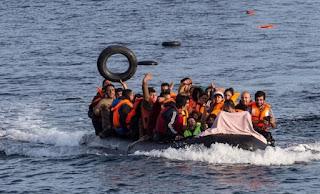 Γερμανικός Τύπος: Οι νέοι πρόσφυγες στην Ελλάδα είναι Τούρκοι