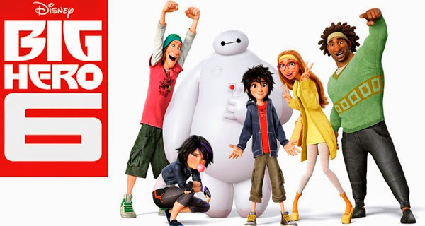 "Crítica de ""Big Hero 6"" (6 Héroes)"