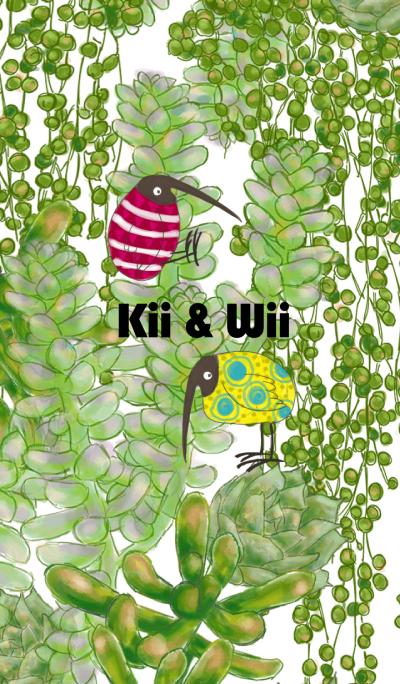 Kii & Wii