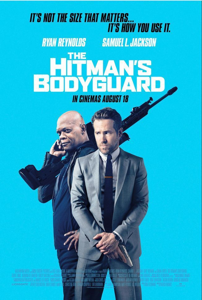 The Hitman's Bodyguard (2017) Full Movie In Hindi Dubbed 720p HDRip 991MB Download