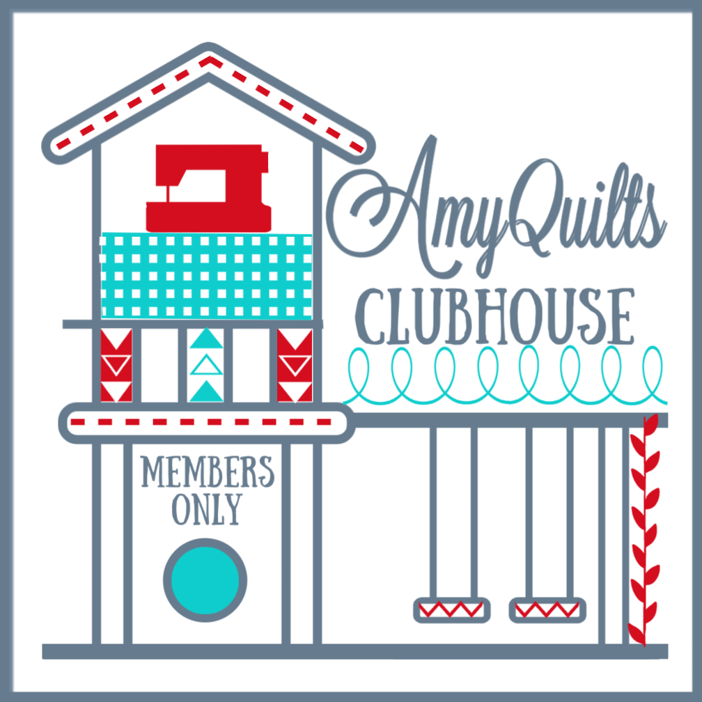 Join the AmyQuilts Clubhouse