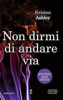 Non Dirmi Di Andare Via (Mystery Man Series Vol. 4) PDF