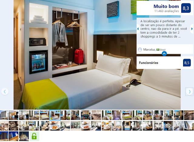 Hotel degli Arcimboldi para ficar em Milão