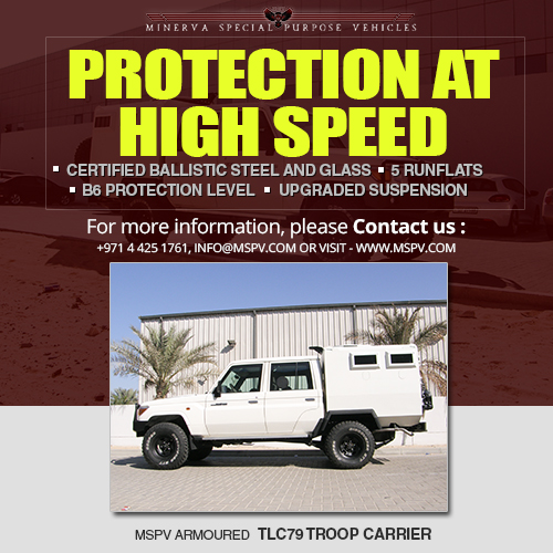 Armored Troop Carriers – Toyota Land Cruiser TLC 79