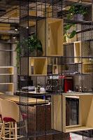 Repisas, muebles y estanterías de hierro y madera