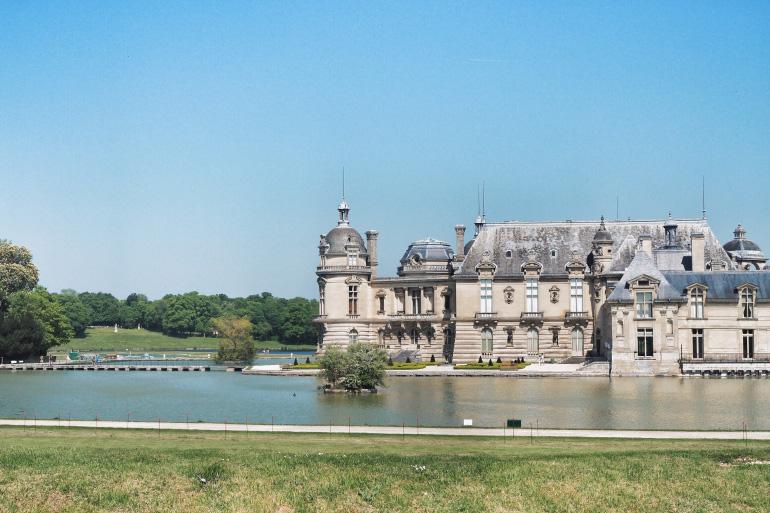 Visiter le château de Chantilly