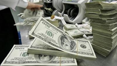 الدولار الأمريكي - صورة أرشيفية