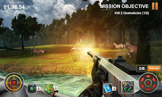 Download Hunting Safari 3D MOD APK v1.3 terbaru